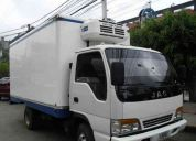 Camion  cava thermo king recibo vehiculo