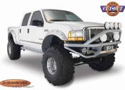 Bushwacker para camionetas originales made in usa .! ford,chevrolet,jeep,dodge,toyota .!