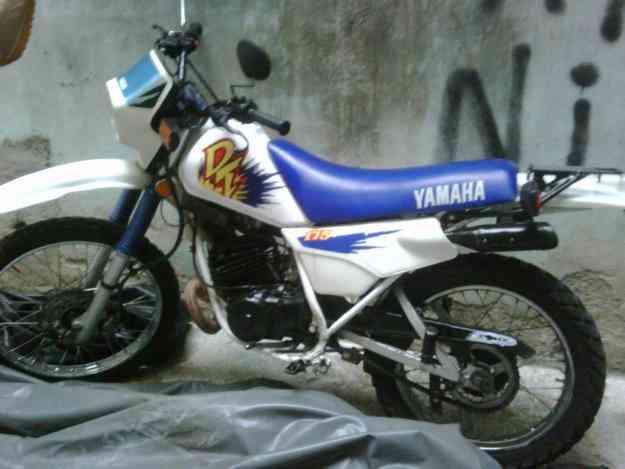 Dt Yamaha 175 A U00f1o 1989 - Caracas - Motocicletas