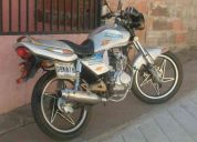 Vendo moto brx-200cc , bera. negociable