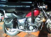 Honda shadow vt 500