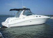 Sea ray sundancer 340sda