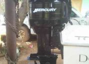 Vendo mercury efi 200 hp aÑo 99