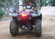 atv moto 4 ruedas honda 420 fuel injection 4x4 2008