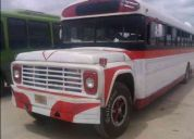 Bus ford 750