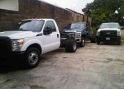 Super duty  4x2 y 4x4 2011 0 kms