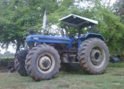 tractor new hollad 7630 4x4 año 2006