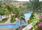 Guarame-( cerca rancho chana) apartamento 140m,3 hab,2 banos,vista mar