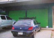 Ledezma asesores vende 2 locales al lado del terminal de pasajeros en la av. republica