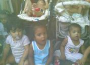 Se cuidan bebes