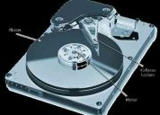 Laporatorio de recuperacion de datos y archivos y asesoria tecnica