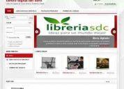 Pagina web corporativa+tienda online 699 bs.f