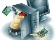 servicio tecnico de pc. antivirus. programas. antyspam. seriedad. garantizado