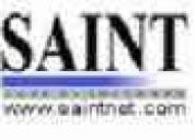 Sistemas saint administrativo 7.51, contabilidad 4.7a y nomina 4.1, farmacia, licores, tal
