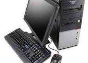 servicio técnico para  computadoras a  domicilio