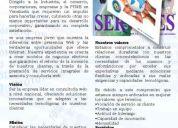 Soporte y servicio técnico en sistemas administratívos, contables, materia fiscal y más...
