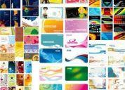 Realizamos tarjetas de presentación, invitaciones y todo en publicidad!