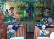 decoraciones de fiestas maracaibo