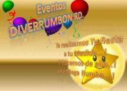 Eventos diverrumbon rd. hace de tu fiesta en una rumba