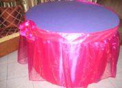Fabricacion  y venta de manteleria para agencias de festejos !!