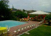Alquilo para fiestas piscinadas matrimonios eventos corporativos