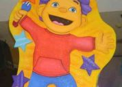 fiestas infantiles decoracion piÑateria maracaibo