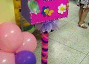 Piñatas chupeteros centros de mesas  fiestas infantiles en maracaibo