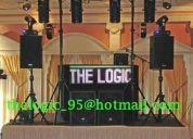 miniteca the logic  15años,matrimonios,celebraciones,eventos