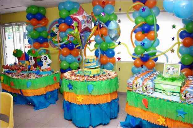 Pi atas chupeteras centros de mesas escenarios decoracion for Decoracion para pinatas