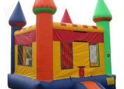 Alquiler de colchones inflables y todo lo que necesitas para tu fiesta