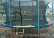 Alquiler de: inflables,cama elastica,piscina d pelotas,carritos,triciclos y mucho mas...!
