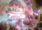 baby shower organizacion decoracion maracaibo cursos