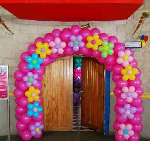 Decoracion de fiestas infantiles valencia planeamiento - Manualidades con globos ...