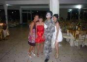 Zanqueros, grupo de samba, , fuegos frios, stripers,