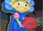 Piñatas centros de mesas chupeteras cotillones decoracion con globos maracaibo