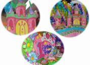Piñatas chupeteras decoracion de fiestas infantiles