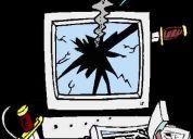 Reparacion de computadoras a domicilio
