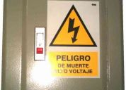 Tecnico electricista en caracas