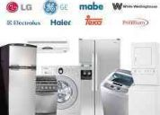 Kitchenaid, frigidaire neveras lavadoras cocinas servicio tecnico