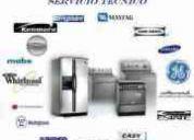 Reparación de nevera lavadora secadora cocina aire condicionado
