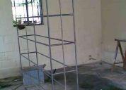 Herrería, para construcción, remodelación, y restauración de su hogar.