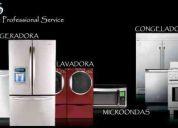 Servicios técnico:lavadora/secadora/aire acondicionado/nevera/cocina:todas las marcas**