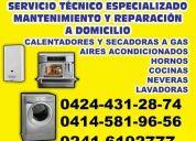 Reparo e instalo calentadores de a gua a gas en valencia carabobo 02416192777