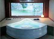Venta instalacion y servicios de saunas vapor y jacuzzis