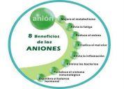 Anion / beneficios / toallas sanitarias / la menstruacion
