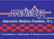 Centro medico familiar especializado al alcance de sus posibilidades y atencion domiciliar
