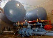 Hidroneumaticos, sistemas de bombeo, sistemas de filtrado, hidráulica el general,piscinas.