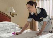 agencia de domesticas house service c.a ofrese sus servicios