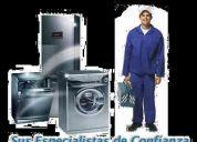 Servicios de refrigeración línea blanca