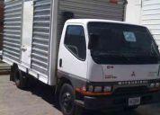 servicio de transporte de mercancia y mudanzas en general.